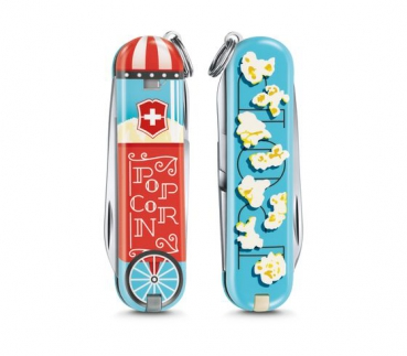 Victorinox Classic SD Taschenmesser Food of the World Limited Edition 2019