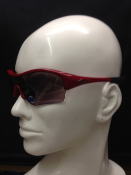 Oakley ENDURE Lipstick Red Edge G20 DAMEN