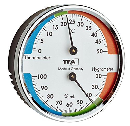 alles f r 39 s auge thermometer hygrometer luftfeuchtigkeit raumklima komfortzonen. Black Bedroom Furniture Sets. Home Design Ideas